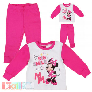 Pyžamo dievčenské Minnie - D1010-90
