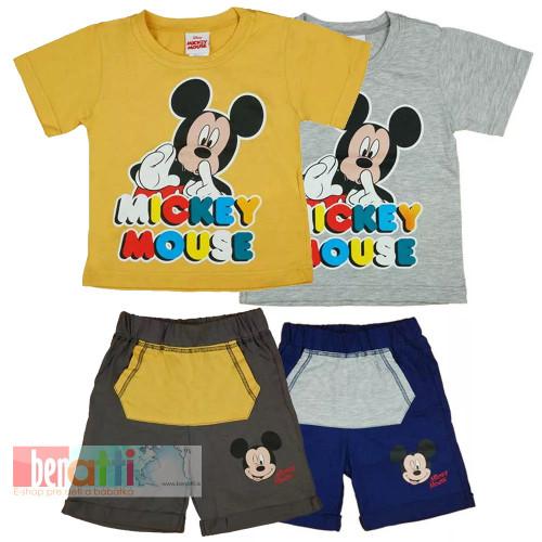 Súprava letná Mickey - D1019-56