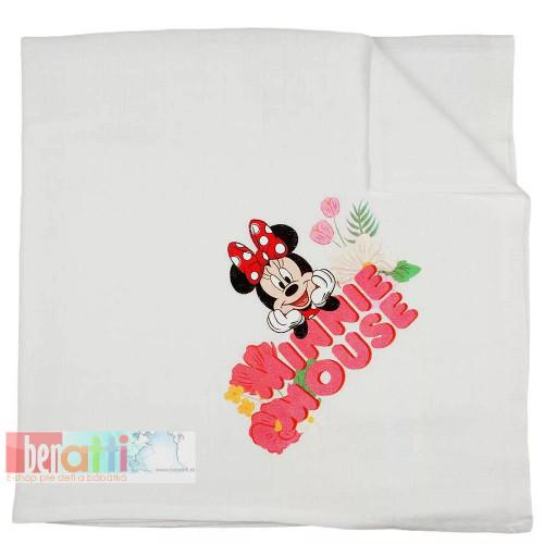 Plienka textilná Minnie - D1052-52