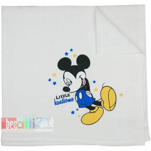 Textilná plienka Mickey - D1052-53