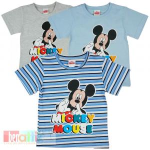 Tričko s kr. rukávom - Mickey - D1212-76