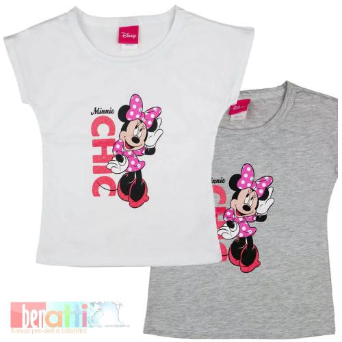 Tričko kr.rukáv Minnie - D1212-81