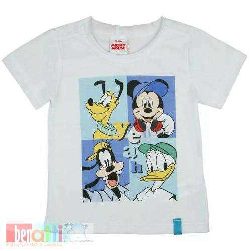 Tričko kr. rukáv Mickey - D1212-83