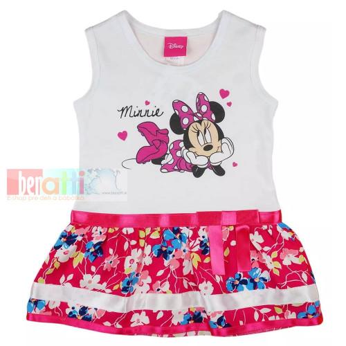 Šaty letné bavlnené Minnie - D1216-34-5