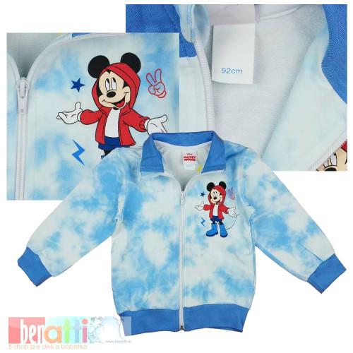 Mikina bavlna Mickey - D1241-16