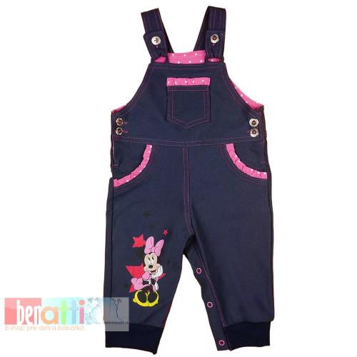 Nohavice na traky Minnie - D1315-3