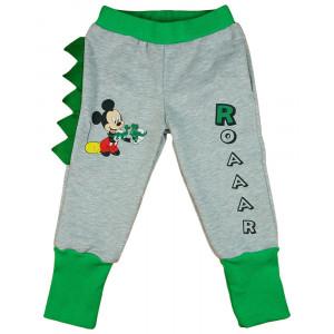 Teplákové nohavice Mickey Dino - D1234-25