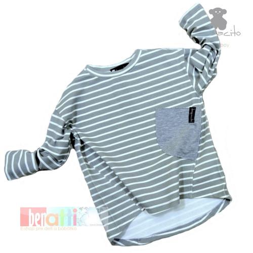 Tričko s dlhým rukávom - Despacito - DES03-2