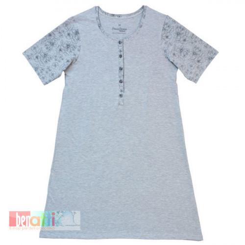 Nočná košeľa - Kvetinková - 35109-2