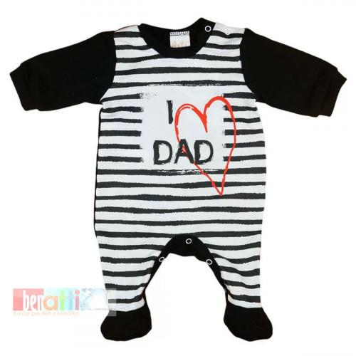 Overal dojčenský Mickey - D1007-69