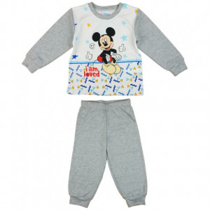 Pyžamo Mickey - D1010-82