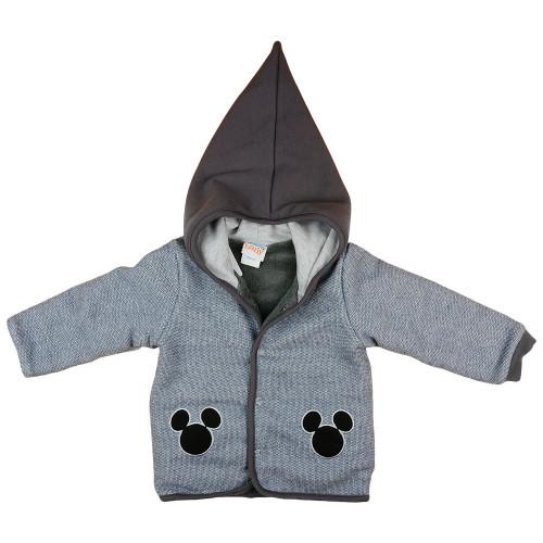 Kabátik kojenecký Mickey - D1026-15
