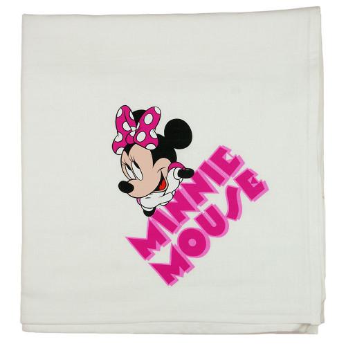 Plienka textilná Minnie - D1052-48