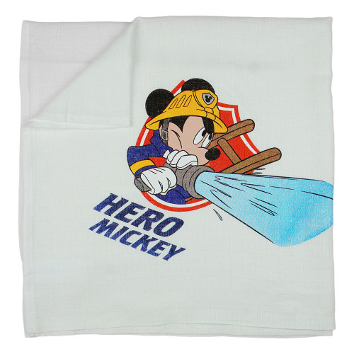 Plienka textilná Mickey - D1052-49