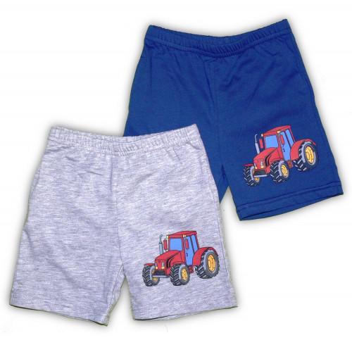 Nohavice krátke Traktor - D1222-23