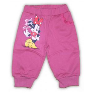 Teplákové nohavice Minnie - D1234-11