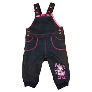 Nohavice zateplené Minnie - D1239-5
