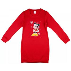 Šaty Minnie Vianoce - D1248-22-2