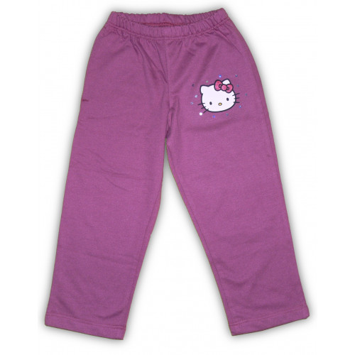 Teplákové nohavice Hello Kitty - HK0015-8
