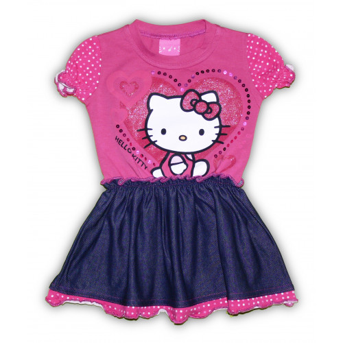 Šaty Hello Kitty - HK0121-37
