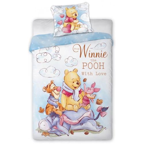 Posteľné návliečky Macko Pooh - JA585519