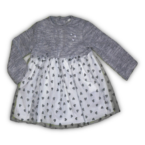 Šaty kojenecké Losan - LO828-7790