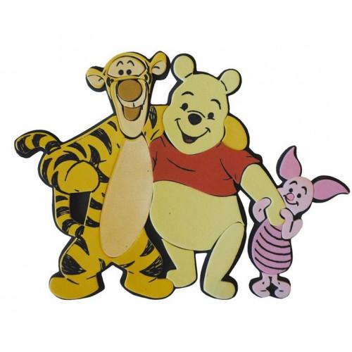 Dekorácia Macko Pooh - MA004-2