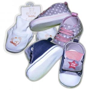 Topánky - Capačky
