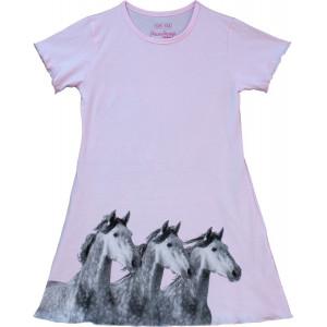 Nočná košeľa kr.r. Koník - 35104-5